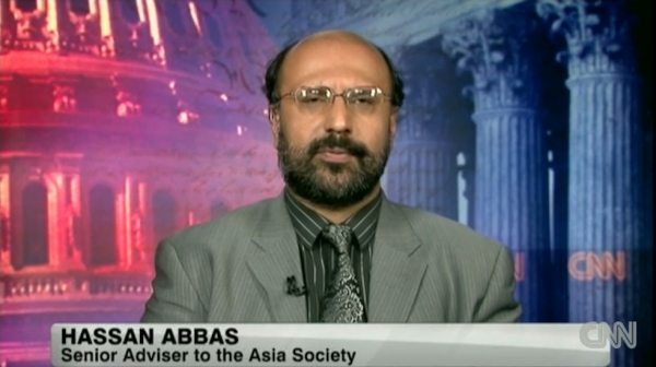 Asia Society Senior Advisor Hassan Abbas weighs in on Pakistan's political ferment and empty Cabinet on CNN on June 21, 2012.