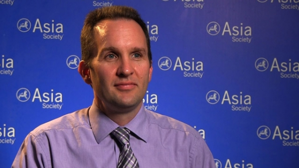 Mike Kulma, Executive Director for Global Leadership Initiatives at Asia Society.