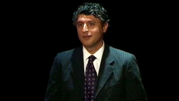 "Author Reza Aslan offers a witty response to the ""unprecedented"" wave of anti-Muslim prejudice he saw sweeping the U.S. in 2010 at Asia Society New York."