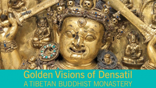 Through gleaming statuary, intricate reliefs, and vintage black-and-white photographs, Asia Society Museum's latest exhibition takes visitors on an exploration of the Buddhist monastery in Densatil, in central Tibet.