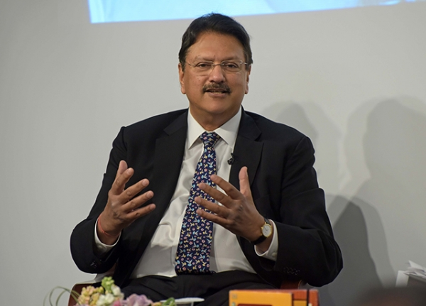 As one of India's richest and most successful businessmen, Ajay Piramal uses his wealth to contribute to making art accessible to the general public. (Elsa Ruiz/Asia Society)