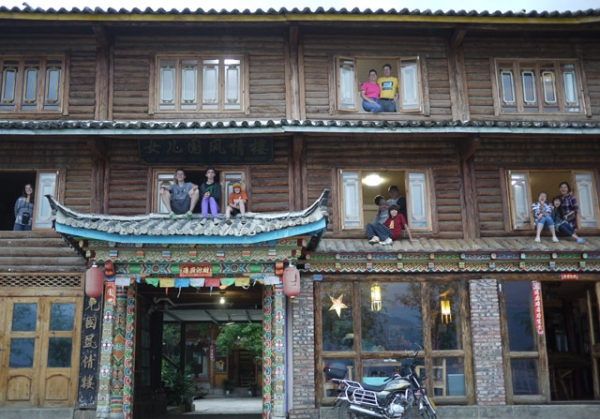 American students traveling in Yunnan, China. (moso2011/Flickr)