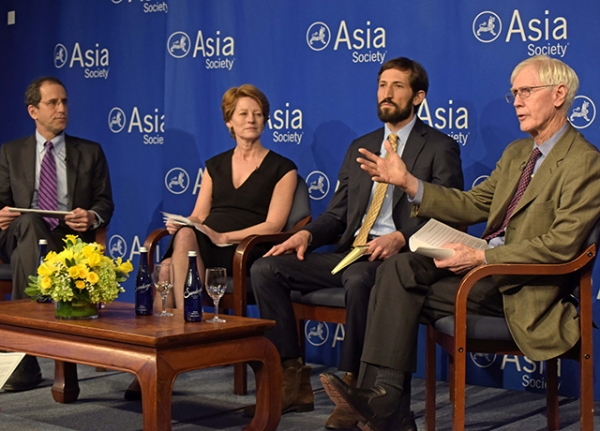 The outcome of the Presidential election will have profound effects on U.S.-China relations. (Elsa Ruiz/Asia Society)