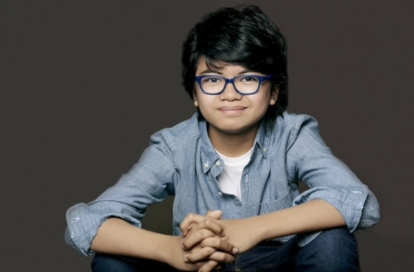The Indonesian piano prodigy Joey Alexander (Carol Friedman)