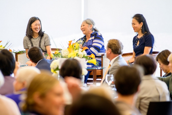 Anne Chao, Donna Cole, Y. Ping Sun (Jeff Fantich)