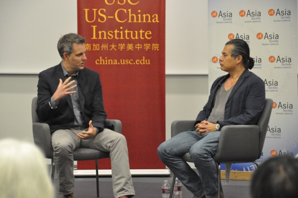 Award-winning journalist Dan Washburn and acclaimed author Karl Taro Greenfeld discuss Washburn's new book The Forbidden Game: Golf and the Chinese Dream.