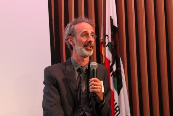 Gleick spoke at the ASNC event. (Asia Society)