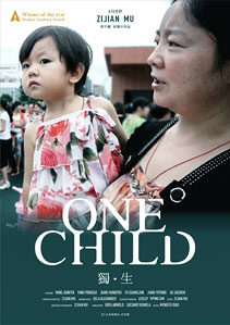 'One Child' poster
