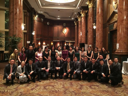 EY Greater China Global NextGen 2014 Group