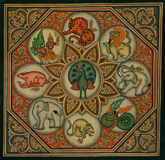 What Is Your Myanmar Zodiac Sign?   Asia Society