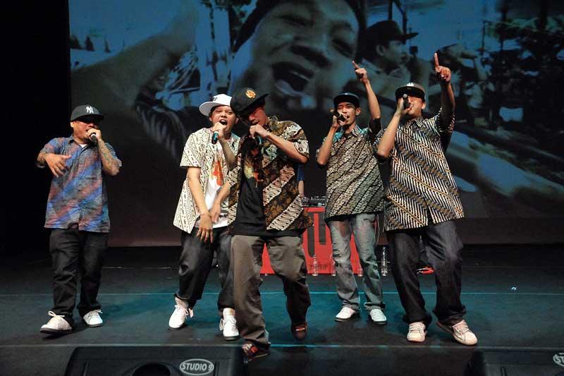 Jogja Hip Hop Reaches Birthplace of Hip Hop | Asia Society