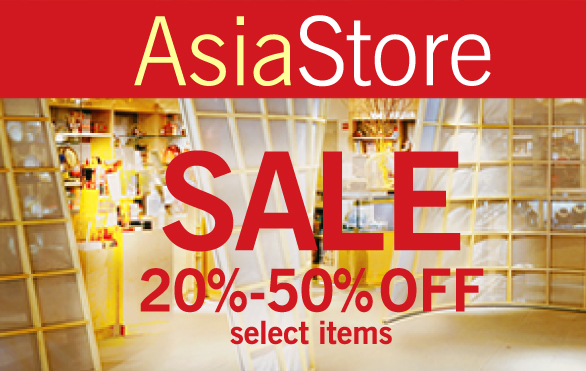 AsiaStore Sale 20%-50% off