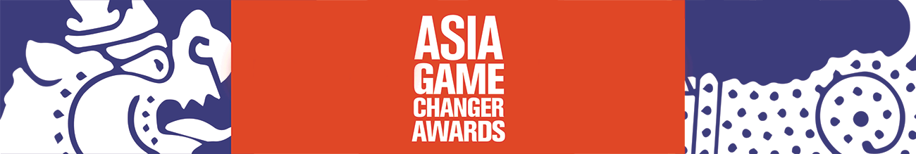 Asia Game Changer Awards header