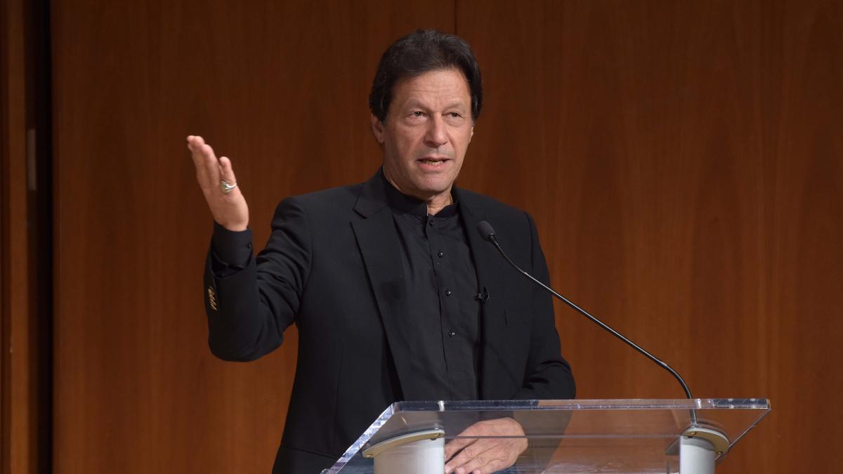 Pakistan Prime Minister Imran Khan (Complete)   Asia Society