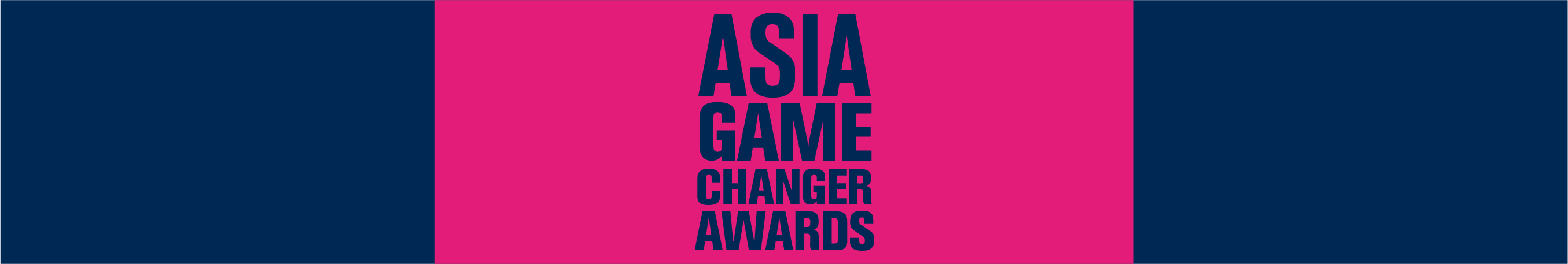 Asia Game Changer Awards by Asia Society