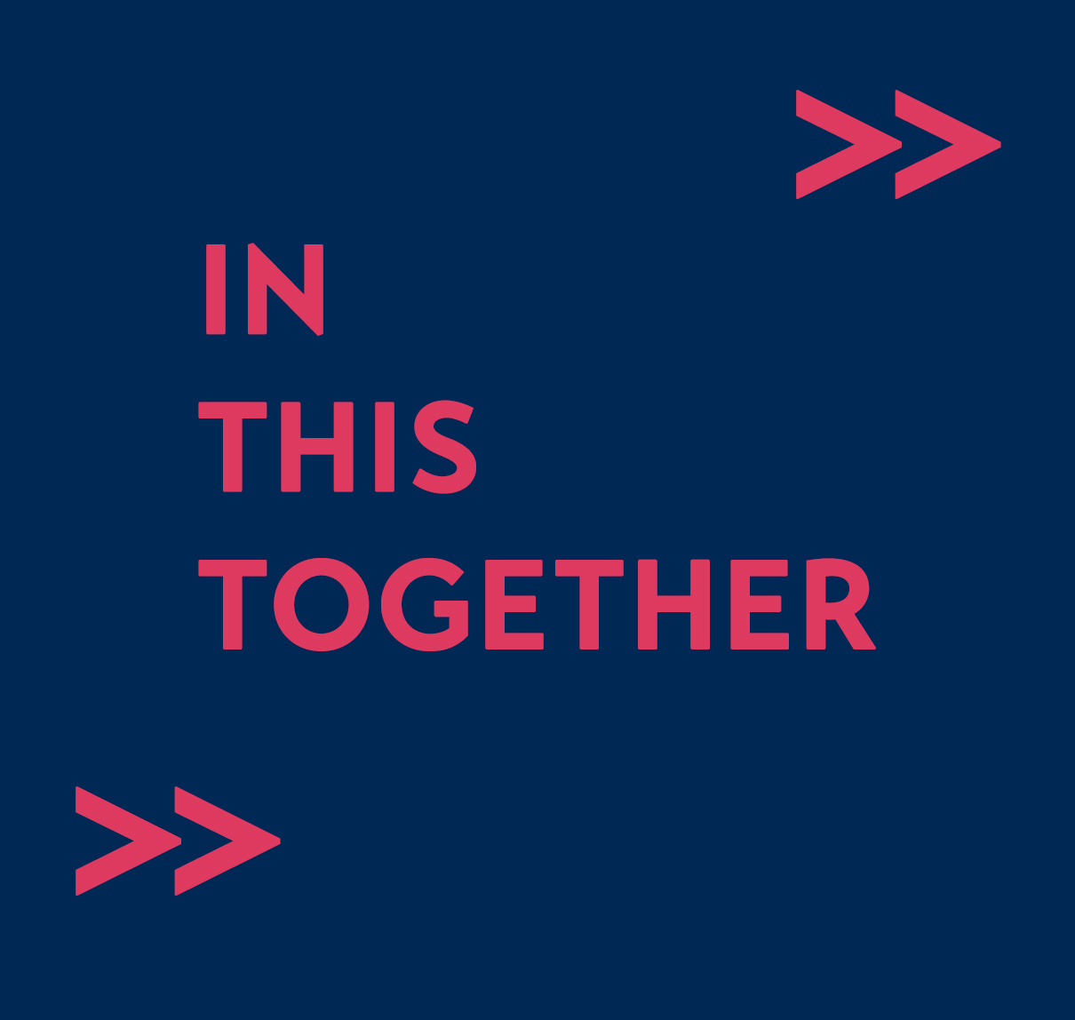 In This Together Graphic