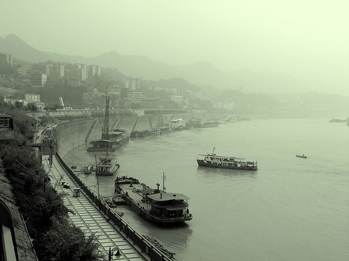 Chongqing: China's gateway to the west. (Daniel Sanderson/Flickr)