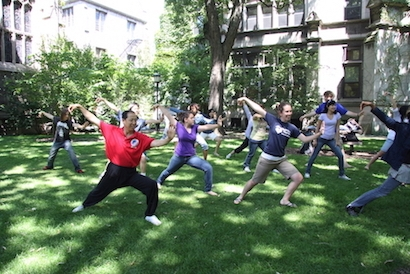 CPS STARTALK Chinese Summer Language Institute on the University of Chicago campus. (Courtesy the Confucius Institute in Chicago)
