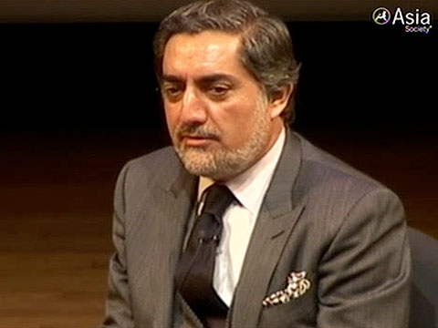 In New York on May 27, 2010, Dr. Abdullah Abdullah describes what makes Afghan President Hamid Karzai such an unreliable ally for the US. (4 min., 16 sec.)