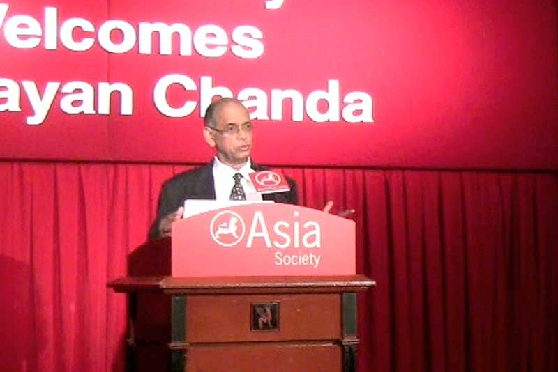 Nayan Chanda offers some early instances of globalization in Hong Kong on August 13, 2010. (2 min., 4 sec.)