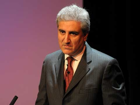 NEW YORK, August 19, 2010 - Pakistani Foreign Minister Shah Mehmood Qureshi makes an urgent appeal on behalf of his flood-ravaged nation. (34 sec.)