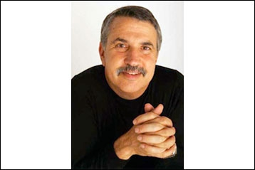 Author and New York Times columnist Thomas Friedman appears on AsiaSociety.org on January 10 at 7:00 pm ET.