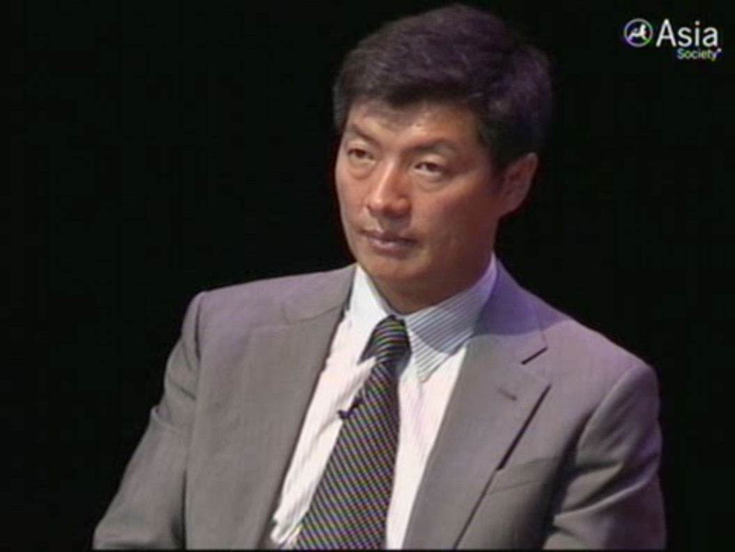 Dr. Lobsang Sangay, newly elected Kalon Tripa (or Prime Minister) of the Tibetan Government in Exile, discusses the contentious issues that will dominate his first year in office July 19, 2011 at the Asia Society in New York. (90 min., 39 sec.)