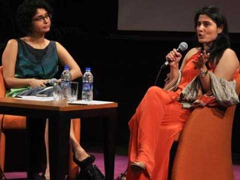 Highlights from Sharmeen Obaid-Chinoy's talk with Kiran Rao in Mumbai on July 25, 2012. (8 min., 49 sec.)