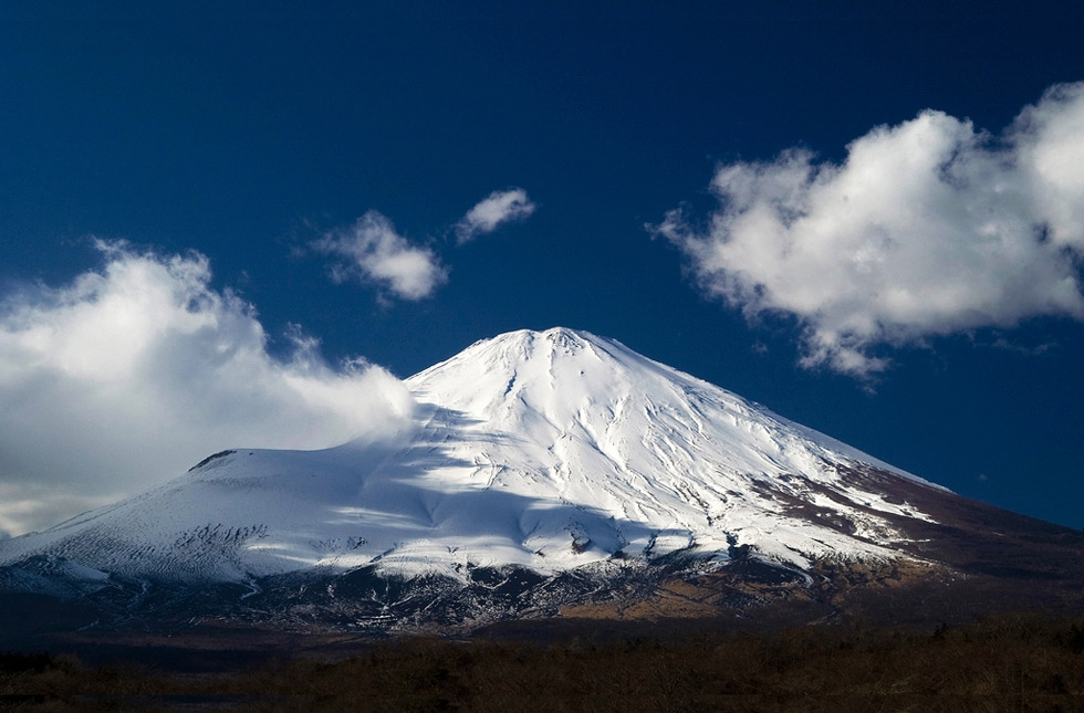 Fujisan, sacred place and source of artistic inspiration. (Japan) (Lintaro H./Flickr)