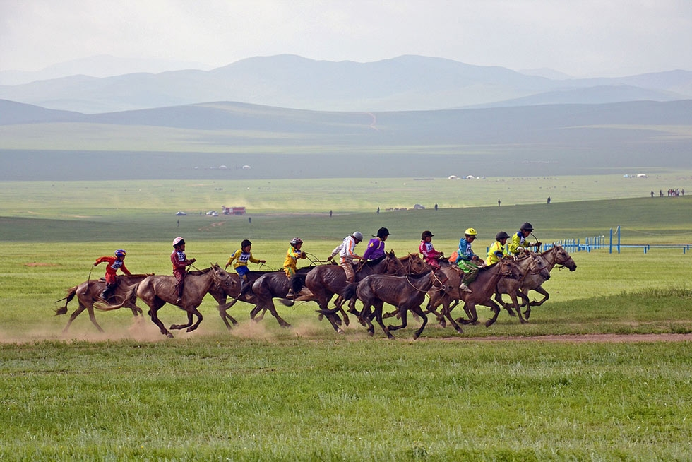 This 30km horse race features no saddles. All participants are under 12 years of age. (scott.presly/Flickr)