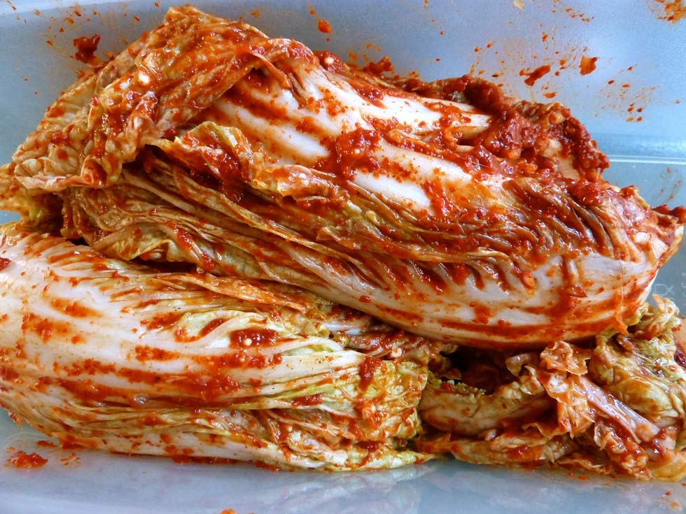 "No ""Korean"" meal is complete without kimchi. (kattebelletje/Flickr)"