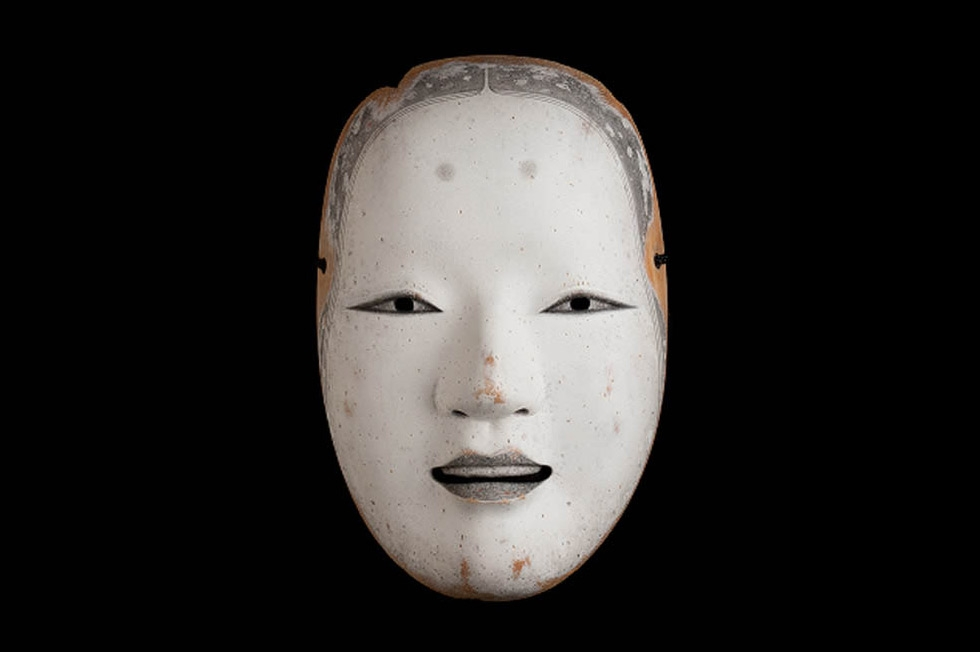 Multimedia What Happens When You Depict The Mona Lisa With A Japanese Noh Mask Asia Society