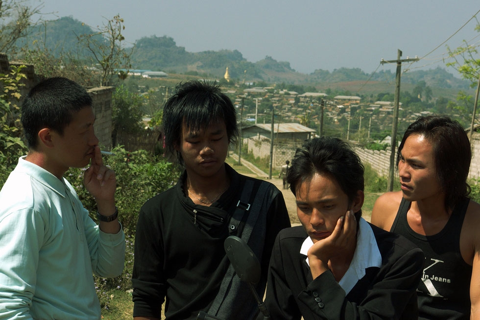 "Midi Z's ""Return to Burma,"" from 2011, screens at Asia Society New York on March 7, 2015."