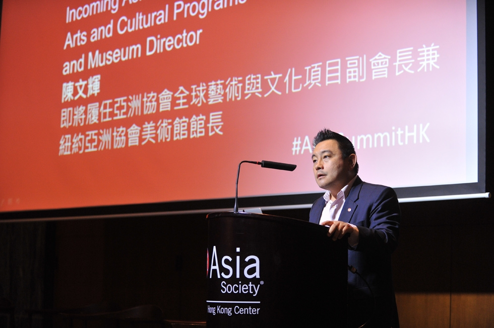 Tan Boon Hui, Assistant Chief Executive (Museums & Programs) of the National Heritage Board in Singapore and