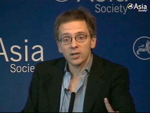 Ian Bremmer describes the potential risks private corporations face if they come up against the Chinese state. (2 min., 18 sec.)