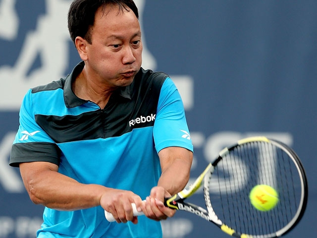 Interview Michael Chang On Teenage Stardom Jeremy Lin And Tennis