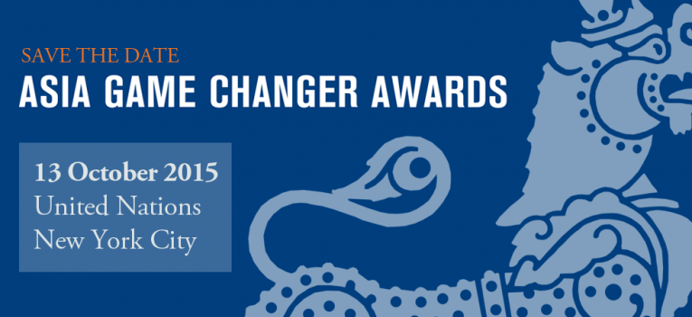 Pacquiao and the other honorees will attend the Asia Game Changer Awards Dinner.