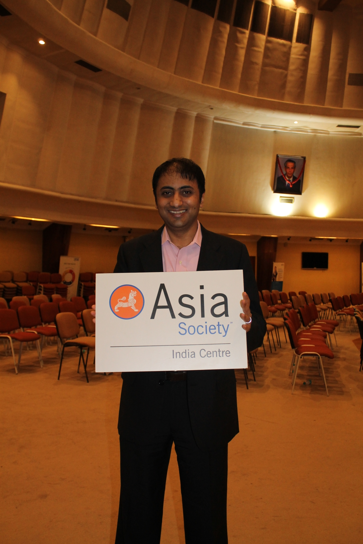 Sadanand Dhume, Resident Fellow, American Enterprise Institute. (Asia Society India Centre)