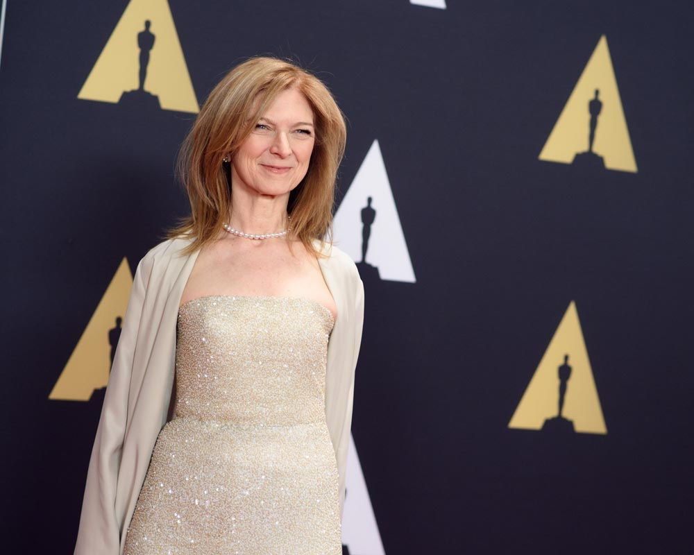 Academy CEO Dawn Hudson attends the Academy's 7th Annual Governors Awards. (Acad