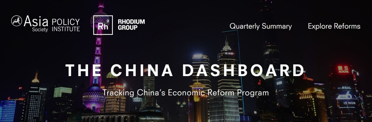 China Dashboard Cover Banner