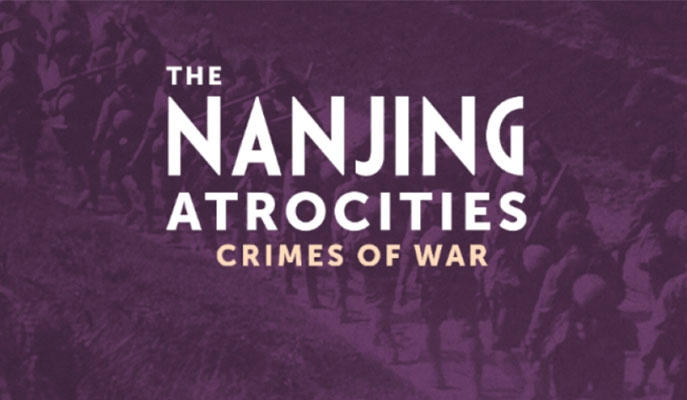 The Nanjing Atrocities: Crimes of War
