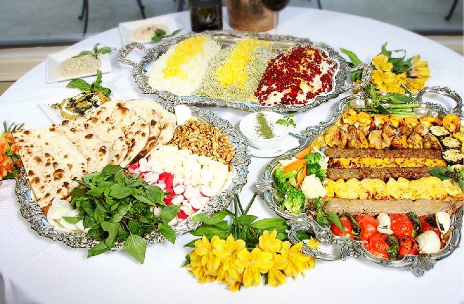 Sold Out Asian Food Tour Series Traditional Persian Food