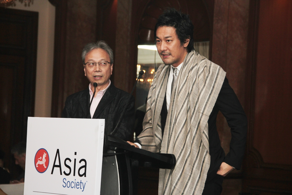 Honoree teamLab at 2017 Asia Arts Awards India