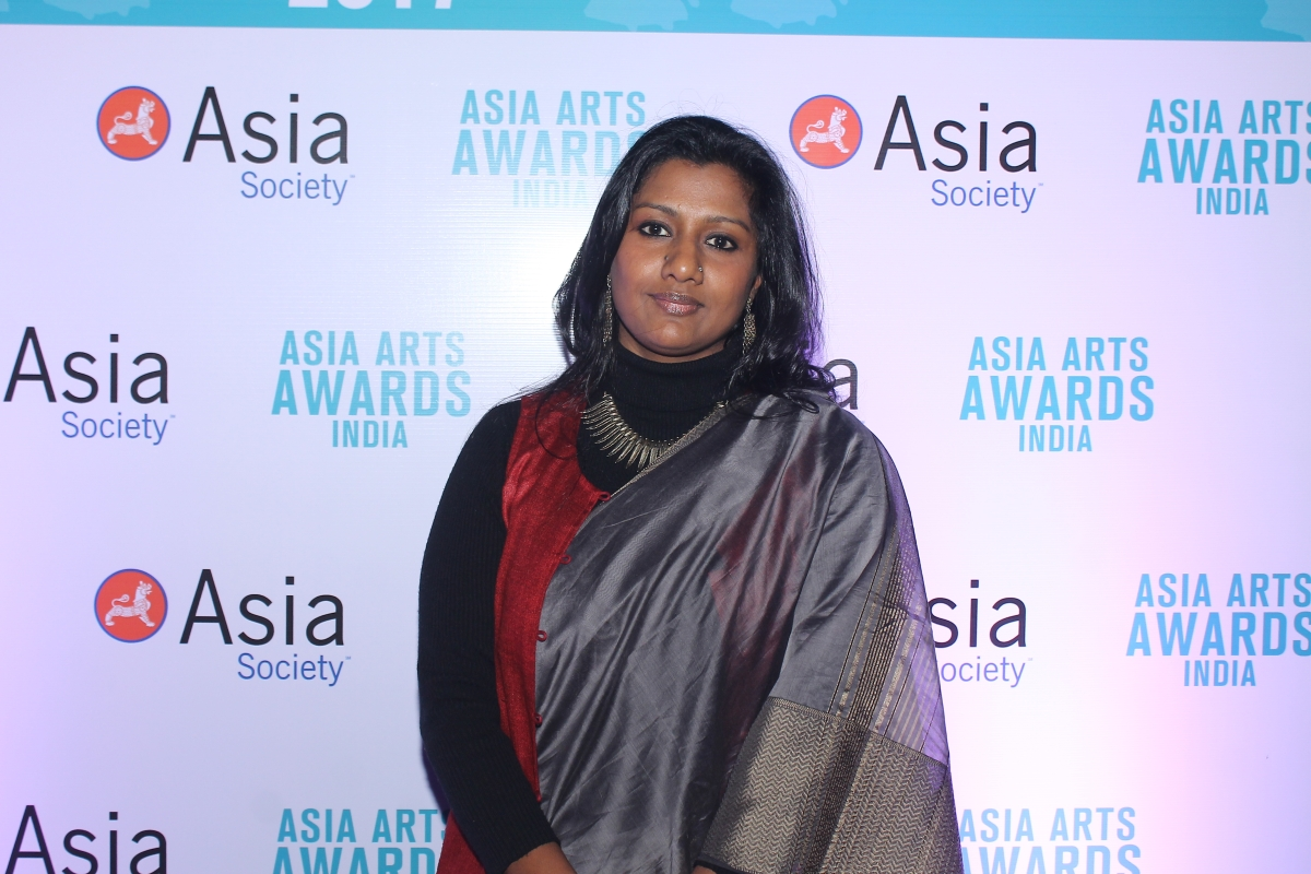 Guest at 2017 Asia Arts Awards India