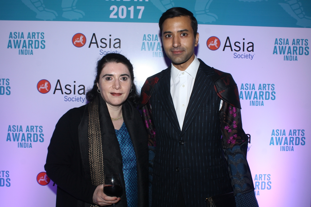 Guests at the 2017 Asia Arts Awards India