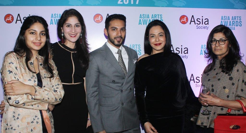 Guests at 2017 Asia Arts Awards India