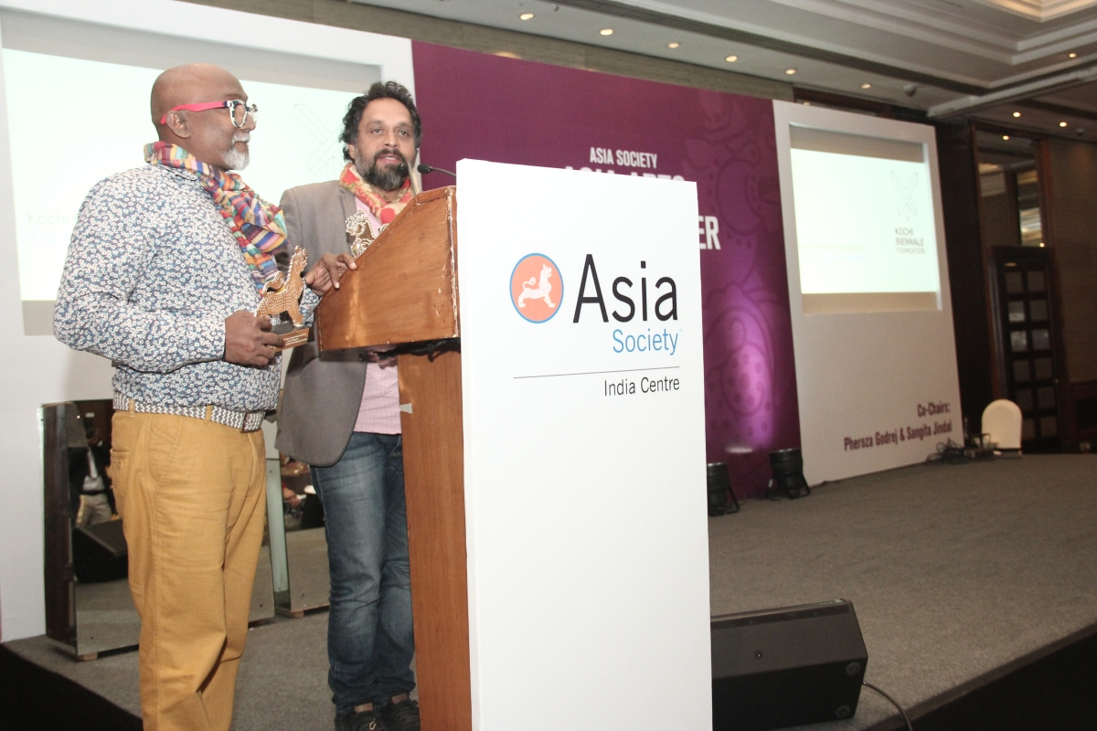 Kochi Biennale Foundation Asia Arts Vanguard Award