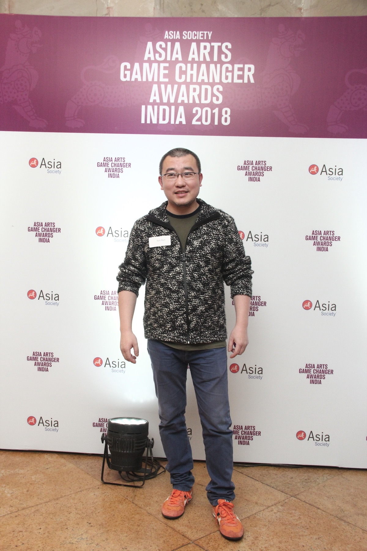 Sun Xun, Asia Arts Future Awardee 2018