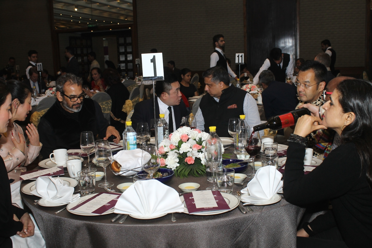 Asia Arts Game Changer Awards India 2018 Dinner