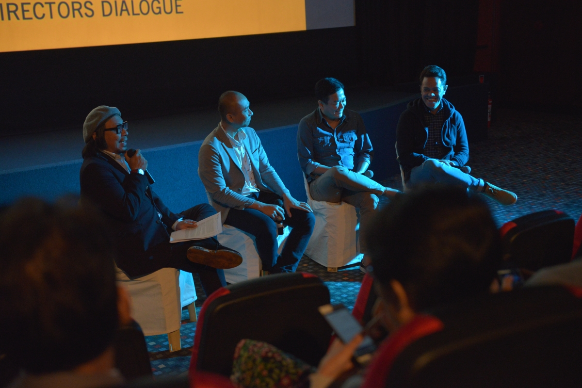 Asia Society Conversations Directors Dialogue 2018